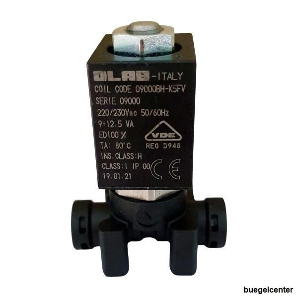 Olab 9000 Magnetventil 230V für Jura F, S, X-Serie, Impressa, GIGA kompatibel mit ACL 0056528