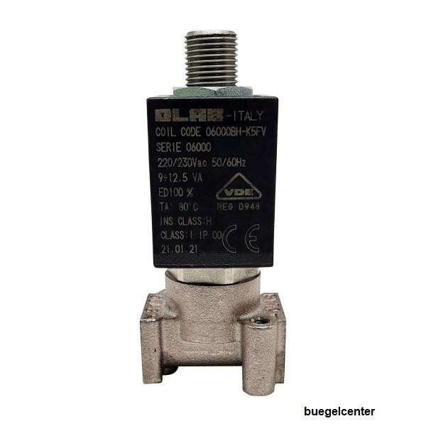OLAB 6000-9000 Magnetventil 3/2 Wege 220/230V - 24V/AC - 24V/DC für Automation