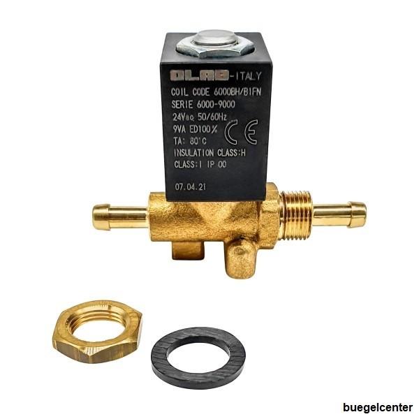 OLAB 2/2 Wege Magnetventil 230V/50Hz 12V/AC/DC 24V/AC/DC 42-48V/AC