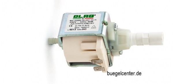 OLAB Schwingkolbenpume/Wasserpumpe 230V/50Hz 48W