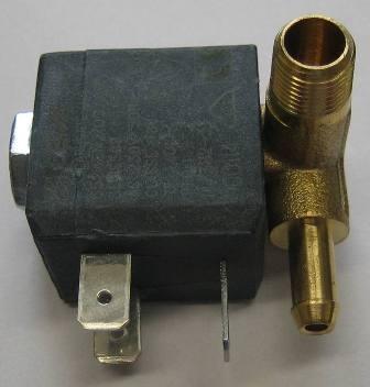 Ceme 588 Magnetventil 230V/50Hz für Tefal GV....und Rowenta DG.... Dampfbügelstation