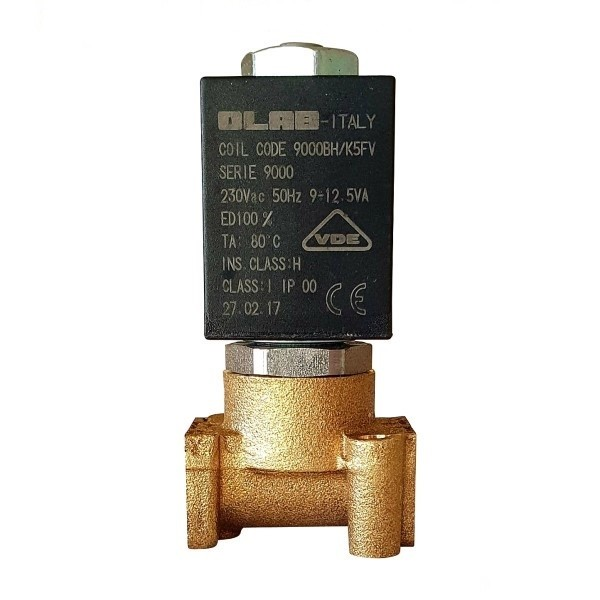 OLAB 9000 Magnetventil 230V für Jura S-Serie, Typen in der Beschreibung
