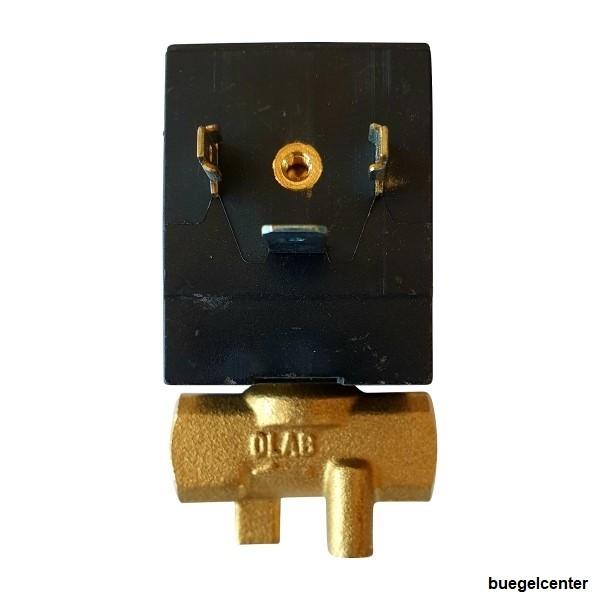 OLAB 7000 2/2 Magnetventil G1/8 230V 15VA o. 21VA o. 24V/AC - 24V/DC