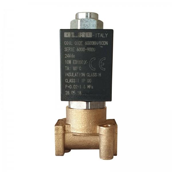 OLAB 6000-9000 Magnetventil 24V/DC 2/2 Wege, kompatibel mit Magnetventil ODE LBV05024CU