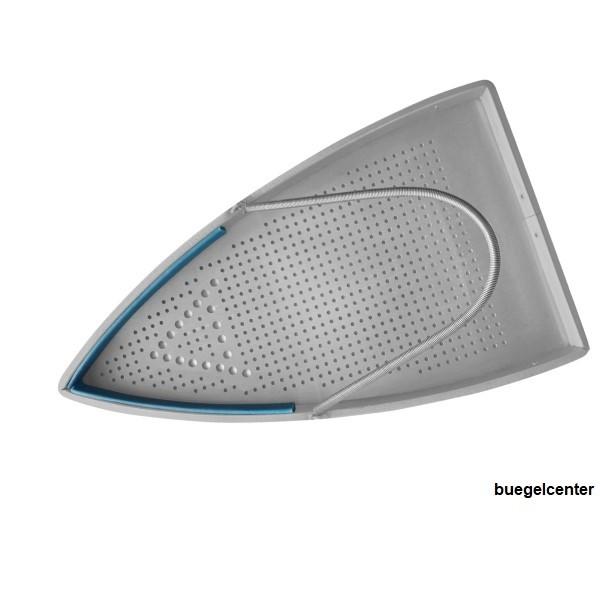 Teflonsohle für Polti Vaporella Dampfbügelstationen und Tien-Merlin Dampfreiniger