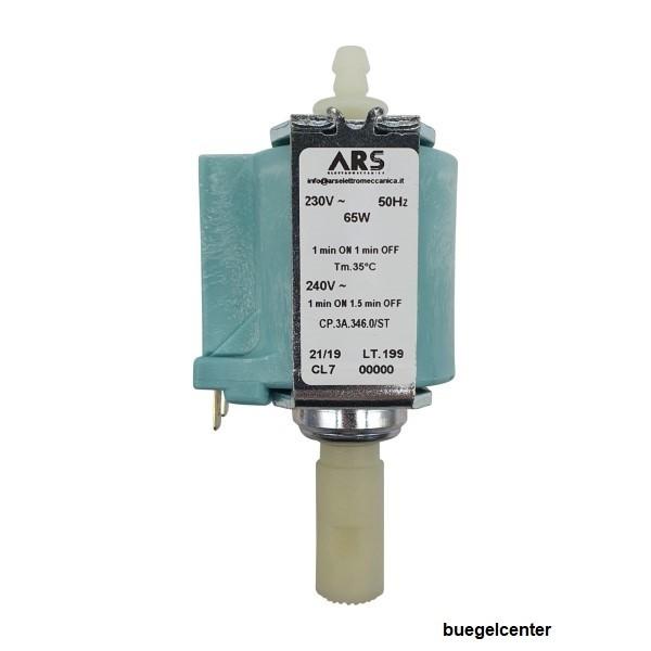 ARS Invensys Schwingkolbenpumpe 230V/50Hz 60Hz 65W