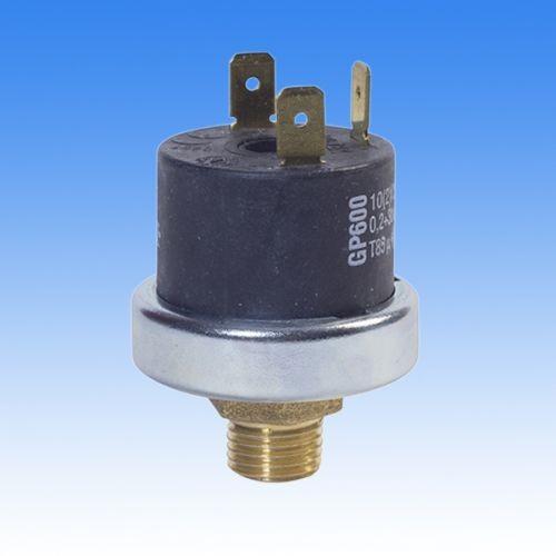Druckschalter Mater GP600 G1/8 einstellbar - Voreinstellung 1bar