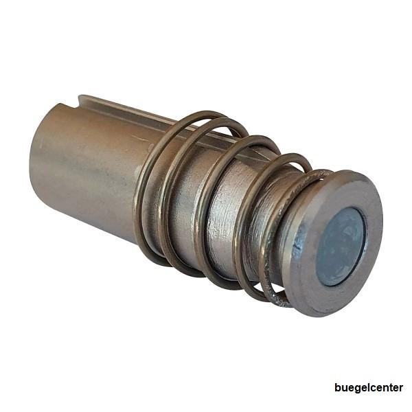 Plunger PTEF Kern mit Feder für Magnetventil 8000