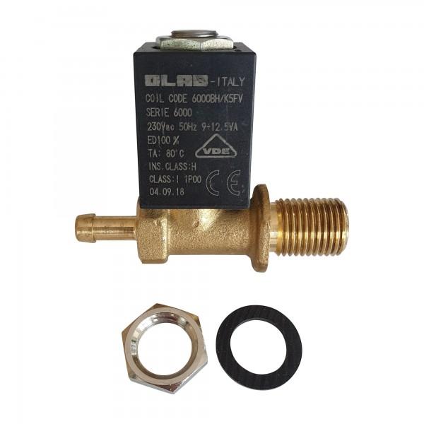 OLAB 5879 Magnetventil 230V oder 42V/ACSchweißmaschine Olab 6000 Magnetventil Schweißgerät