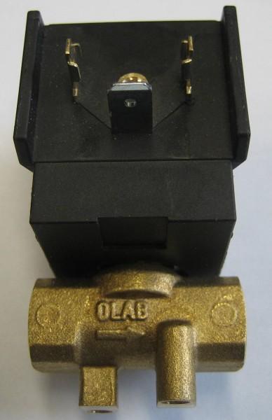 OLAB Magnetventil 2/2 Wege 230V für Saeco Magic Comfort Typ SUP 012DE