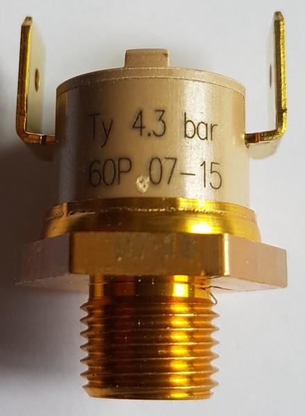 Druckschalter CAMPINI TY60/P 4,3bar 1/8 Zoll Gewinde