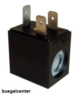 OLAB 9000 Magnetspule 230V Kernloch 10,2mm für Kaffeemaschinen und Espressomaschinen