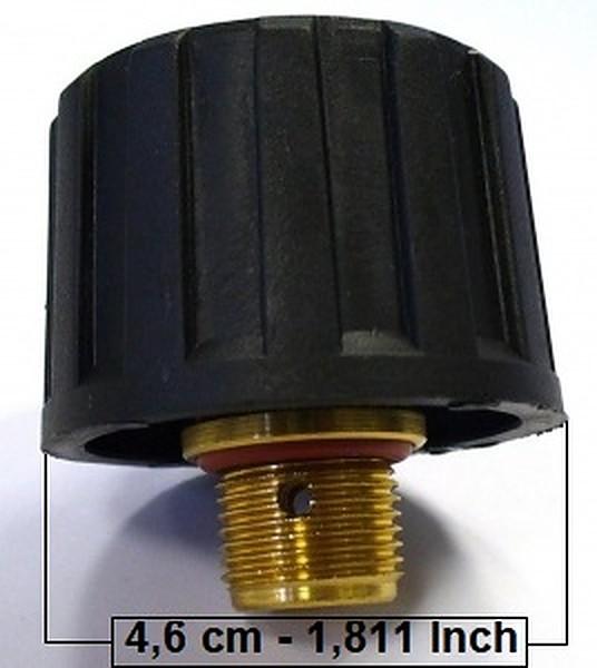 Tankverschluss 3/8 für Dampfbügelstationen - Dampfreiniger