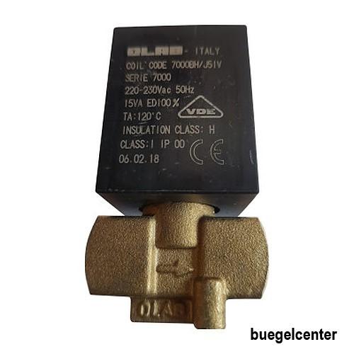 OLAB 7000 Magnetventil 2/2 G1/4 230V/50Hz - 24V/AC - 24V/DC