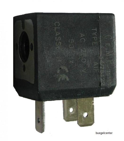 CEME 588 Magnetventil-Spule 230V kompatibel mit Magnetspule Sirai Z810A