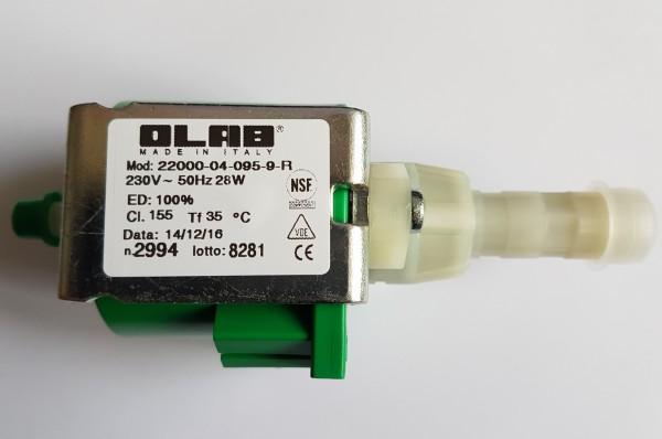OLAB Schwingkolbenpume/Wasserpumpe 230V/50Hz 28W