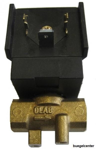 OLAB 7000 Magnetventil 2/2 Wege G1/8 Zoll oder G1/4 Zoll 230V/15VA, 24V/AC, 24V/DC