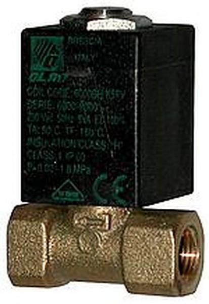OLAB 6000-9000 Magnetventil 2/2 Gasheizung-Gas Heizstrahler * Wasser, Öl, Luft , Dampf