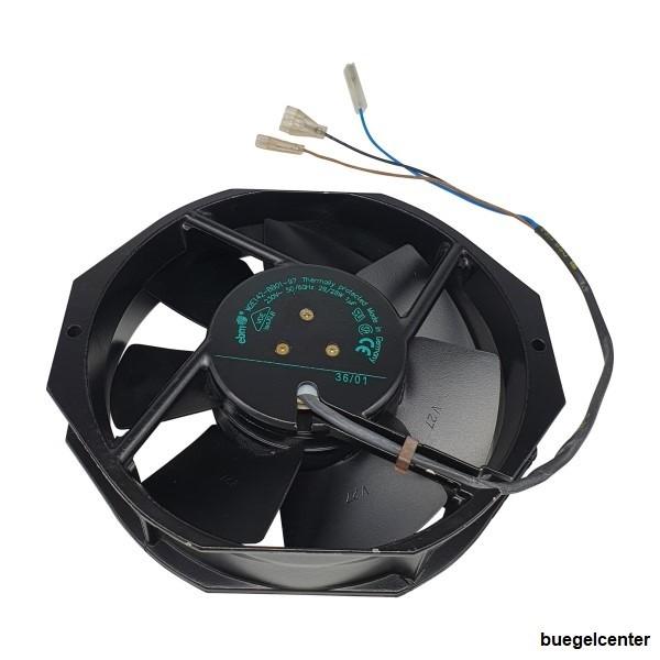 ebm Axiallüfter 230V 28W für dampfabsaugendes Bügelbrett - Absaugung und Gebläse