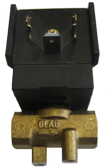OLAB 6000-9000 Magnetventil 1//8-2//2 Wege  230V für Gasheizung Gas Heizstrahler