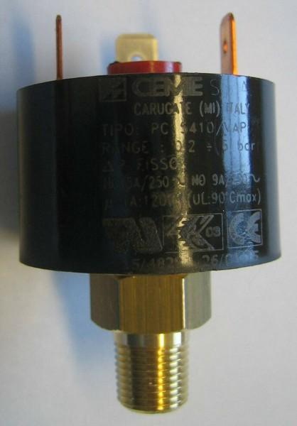 Ceme 5410 Druckschalter für LauraStar und andre Hersteller von Dampfbügelstationen