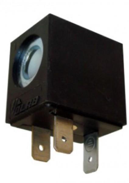 OLAB 9000 Magnetspule 230V kompatibel mit Magnetventilspule ACL V32E 230V
