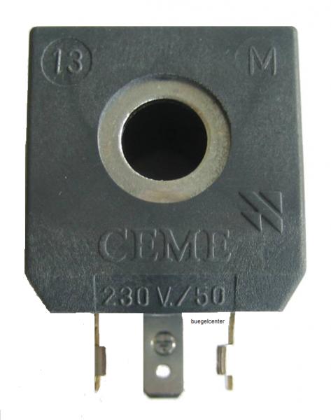 CEME 688 Magnetventilspule 230V für CEME Magnetventile Typen in der Beschreibung