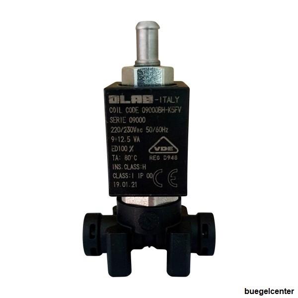 OLAB Magnetventil 3/2 Wege 230V/50Hz oder 24V/DC