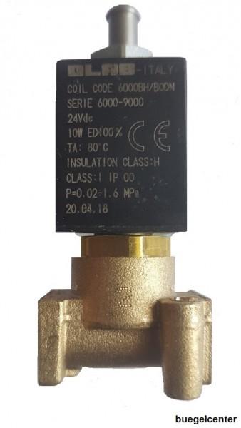 OLAB 6000/9000 Magnetventil 24V/DC für Saeco Minuto - Moltio - Intelia - Syntia Kaffeevollautomaten