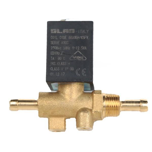 OLAB 2/2 Wege Magnetventil 230V/50Hz 12V/AC/DC 24V/AC/DC
