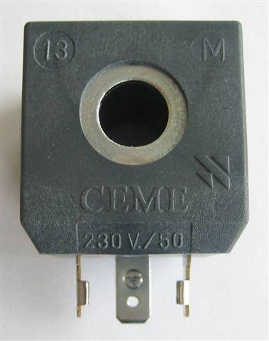 CEME 688 Magnetventilspule für Tefal GV... Dampfbügelstation - siehe Beschreibung
